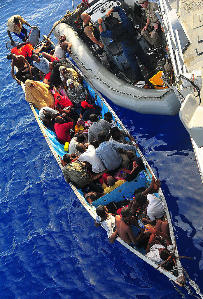 Southeast Asian nations agree to take in migrants