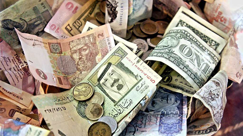Major Banks Plead Guilty To Rigging Foreign Currency Markets