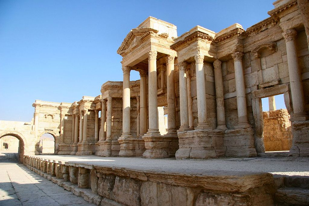 EU foreign policy chief expresses concern over potential war crimes in Palmyra