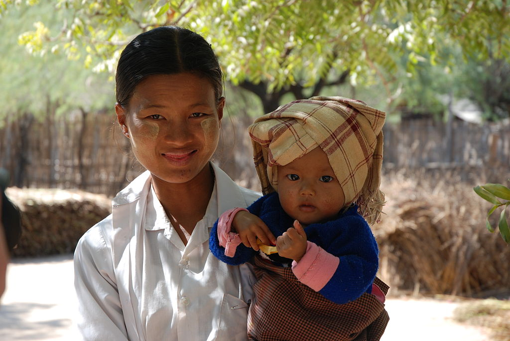 Rights groups criticize new Myanmar birth law