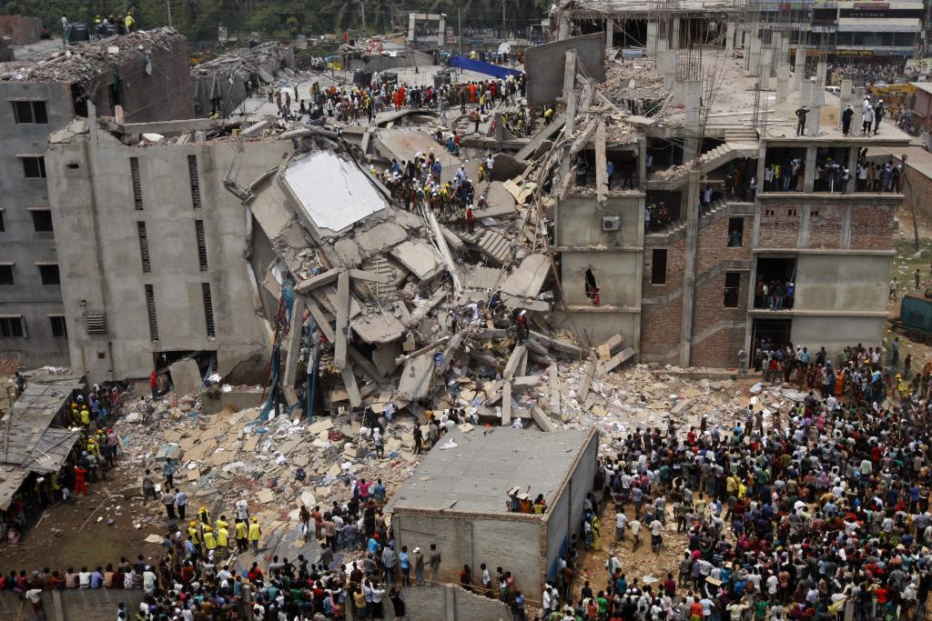 Bangladesh garment factory owners charged with murder over worker deaths