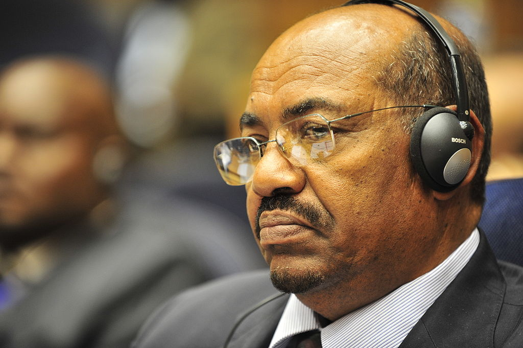 South Africa court bars Sudan president from leaving country