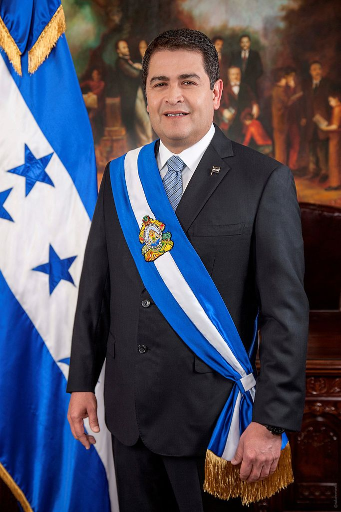 Protesters call for resignation of Honduras president on ...