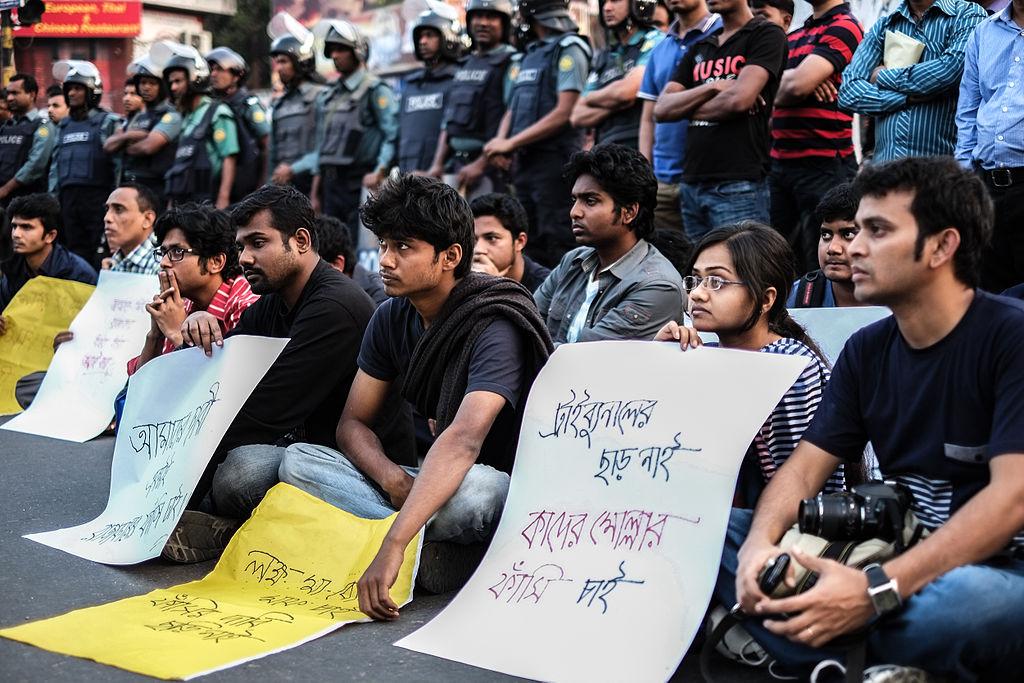 Amnesty International finds Bangladesh digital security law being 'weaponized' against free speech