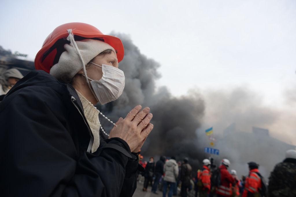UN report: rights abuses persist in Ukraine