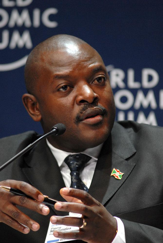 Burundi votes in controversial presidential election