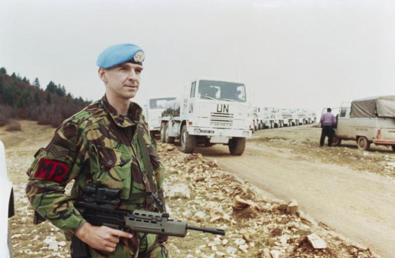 Serbia asks Russia to veto UN resolution regarding Bosnian war