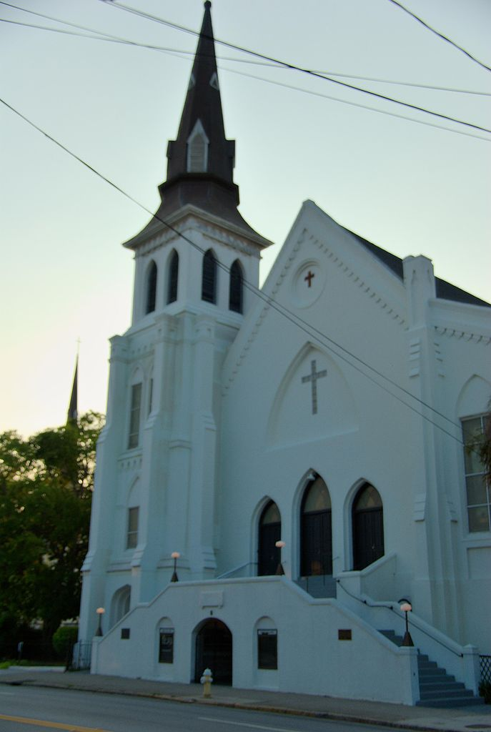 'Temporary' not guilty plea entered for Charleston shooting suspect