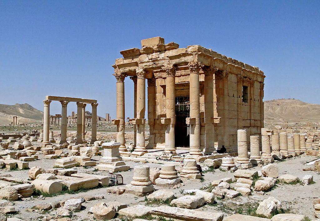 UNESCO: bombing of Syria temple a war crime