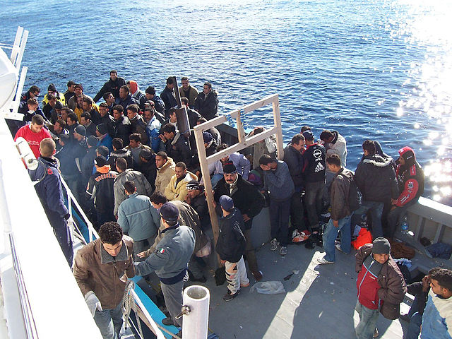 Rights group: Over 2,000 migrant deaths in Mediterranean