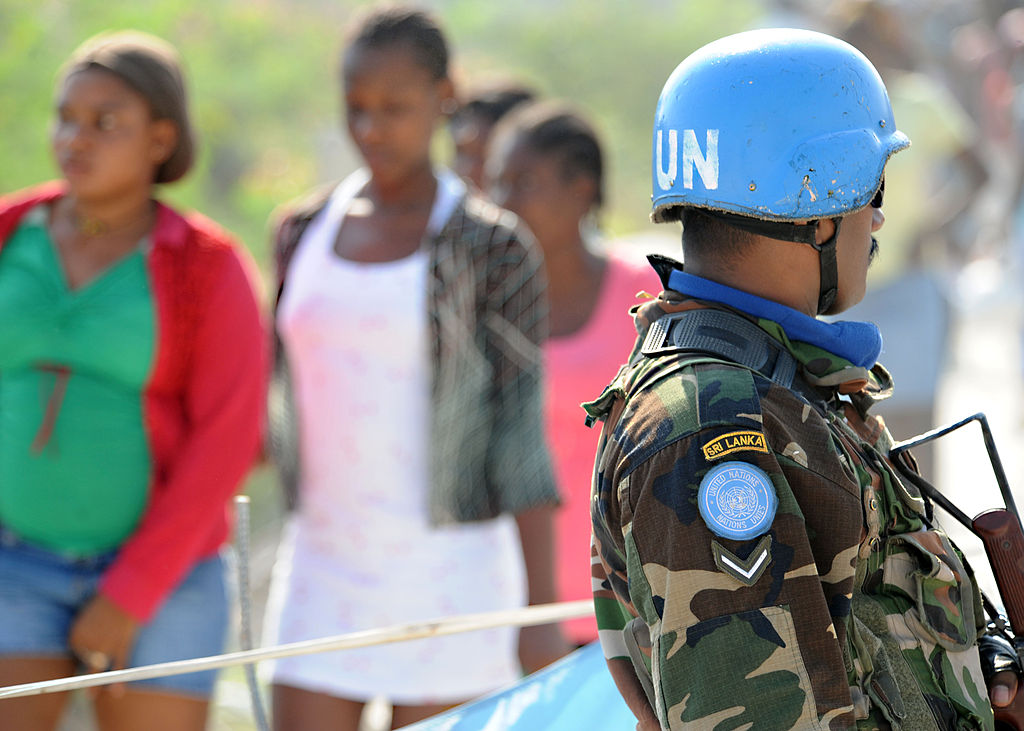 UN Central African Republic official resigns over peacekeeper sexual exploitation reports