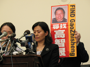 Interview: China tortured leading rights lawyer Gao Zhisheng