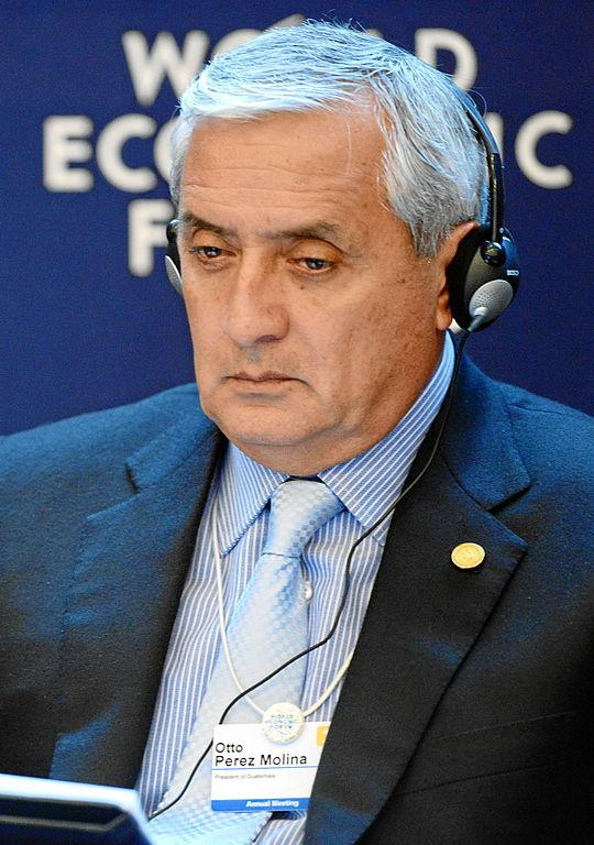 Guatemala president resigns under corruption allegations