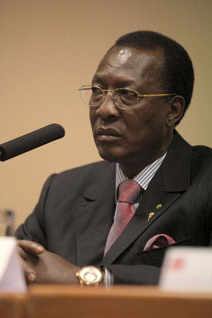 Senegal tribunal receives war crimes accusations against Chad president
