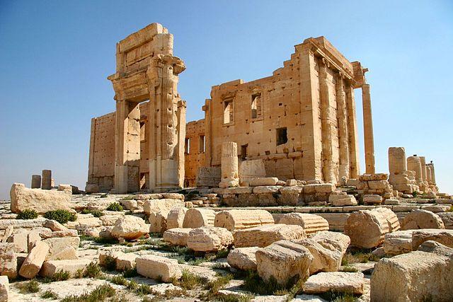 UNESCO: destruction of Temple of Bel is crime against civilization