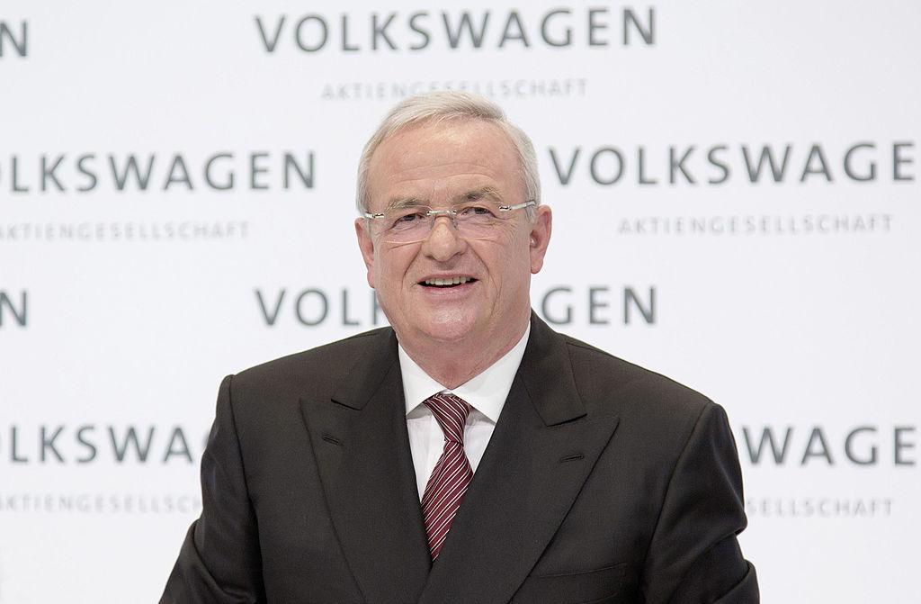 Germany prosecutor investigating former VW CEO