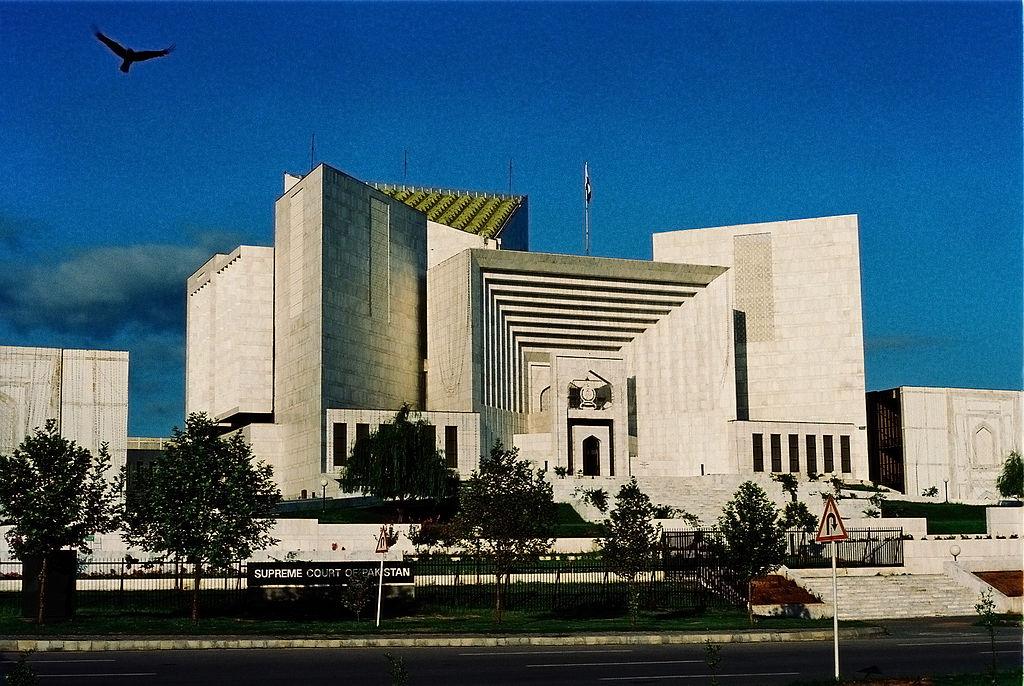 Pakistan top court upholds death sentence in blasphemy killing