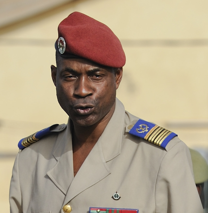 Burkina Faso general charged in coup attempt