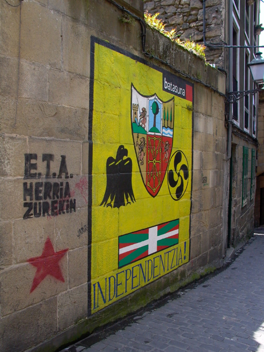 Spain judge charges former Basque separatist leaders with crimes against humanity