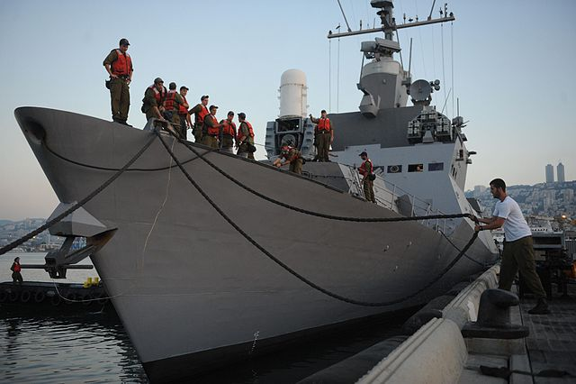 Four sue Israel government over 2010 flotilla raid
