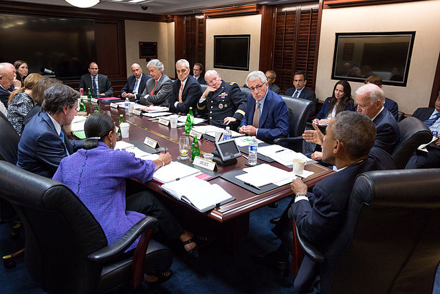 Federal appeals court rules National Security Council records not subject to FOIA