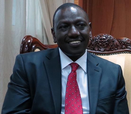 Kenya deputy president appears before ICC seeking dismissal of charges