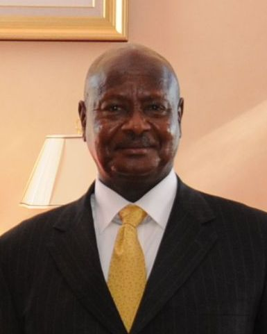 Uganda president urges African nations to quit ICC