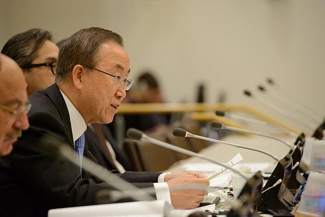 UN SG condemns North Korea missile launch