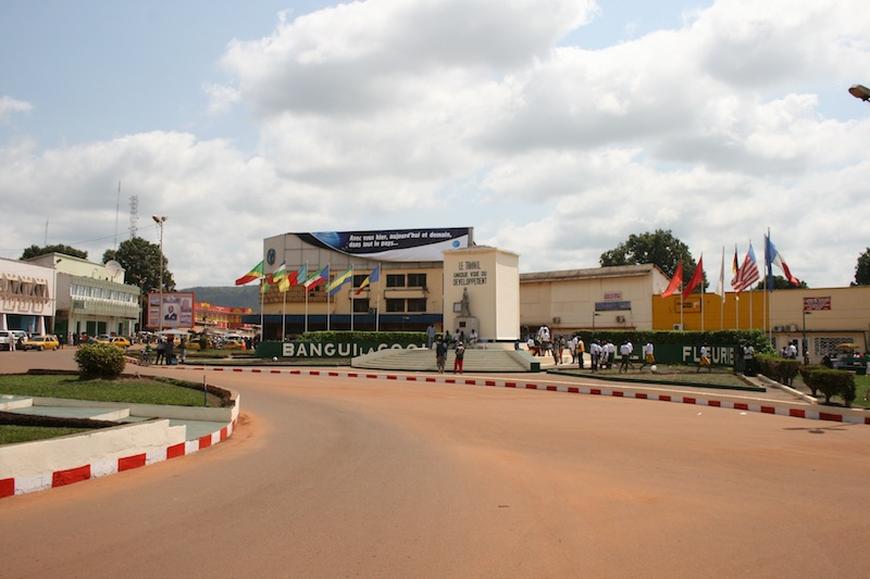 UN urges Central African Republic to address rights violations