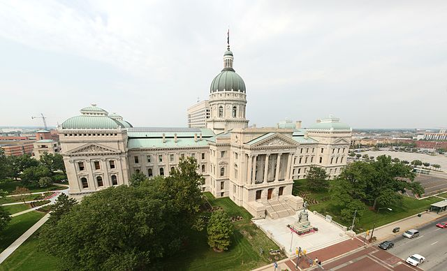 Indiana hate crimes bill signed into law