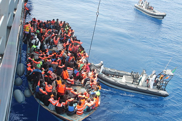 UN urges EU to implement measures for handling the migrant crisis