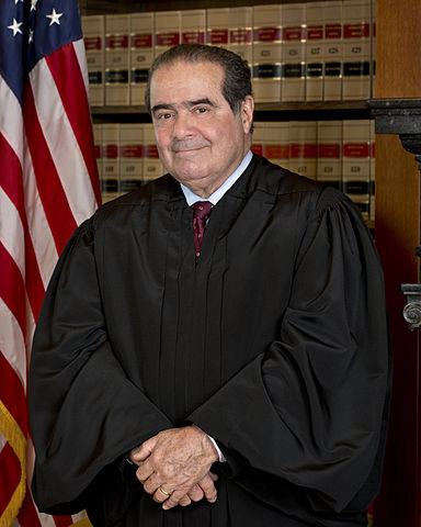 US Supreme Court Justice Antonin Scalia has died
