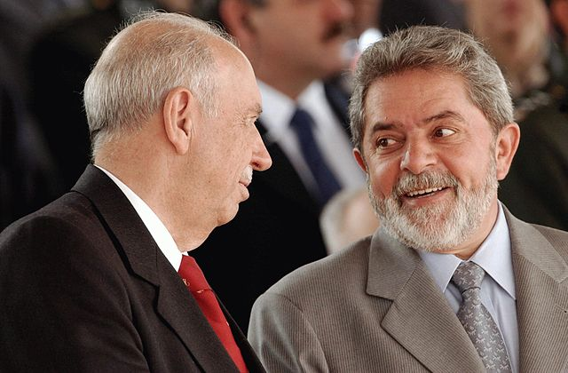 Brazil ex-president Lula charged with money laundering