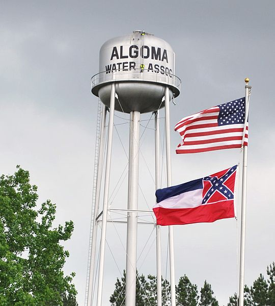 Mississippi flag challenged in federal lawsuit