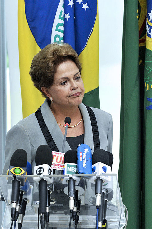 Brazil president to sue over corruption allegations