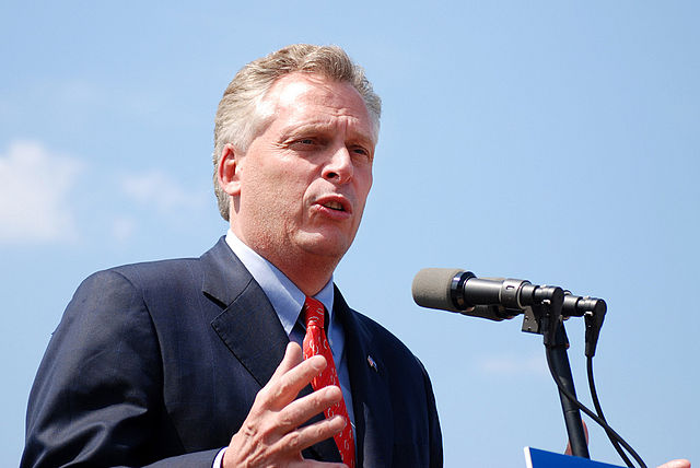 Virginia governor vetoes religious freedom bill