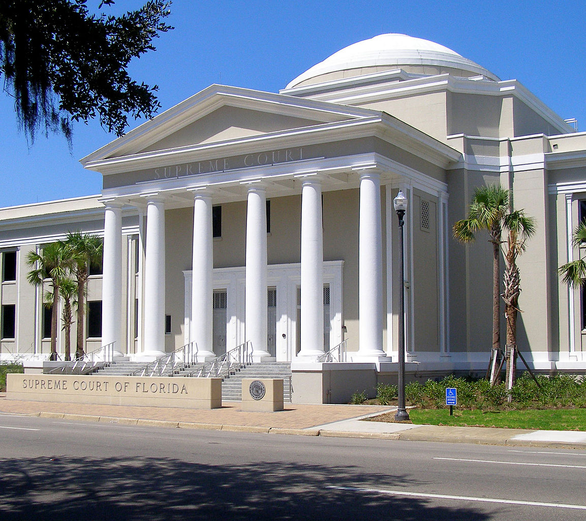 Florida supreme court suspends abortion waiting period