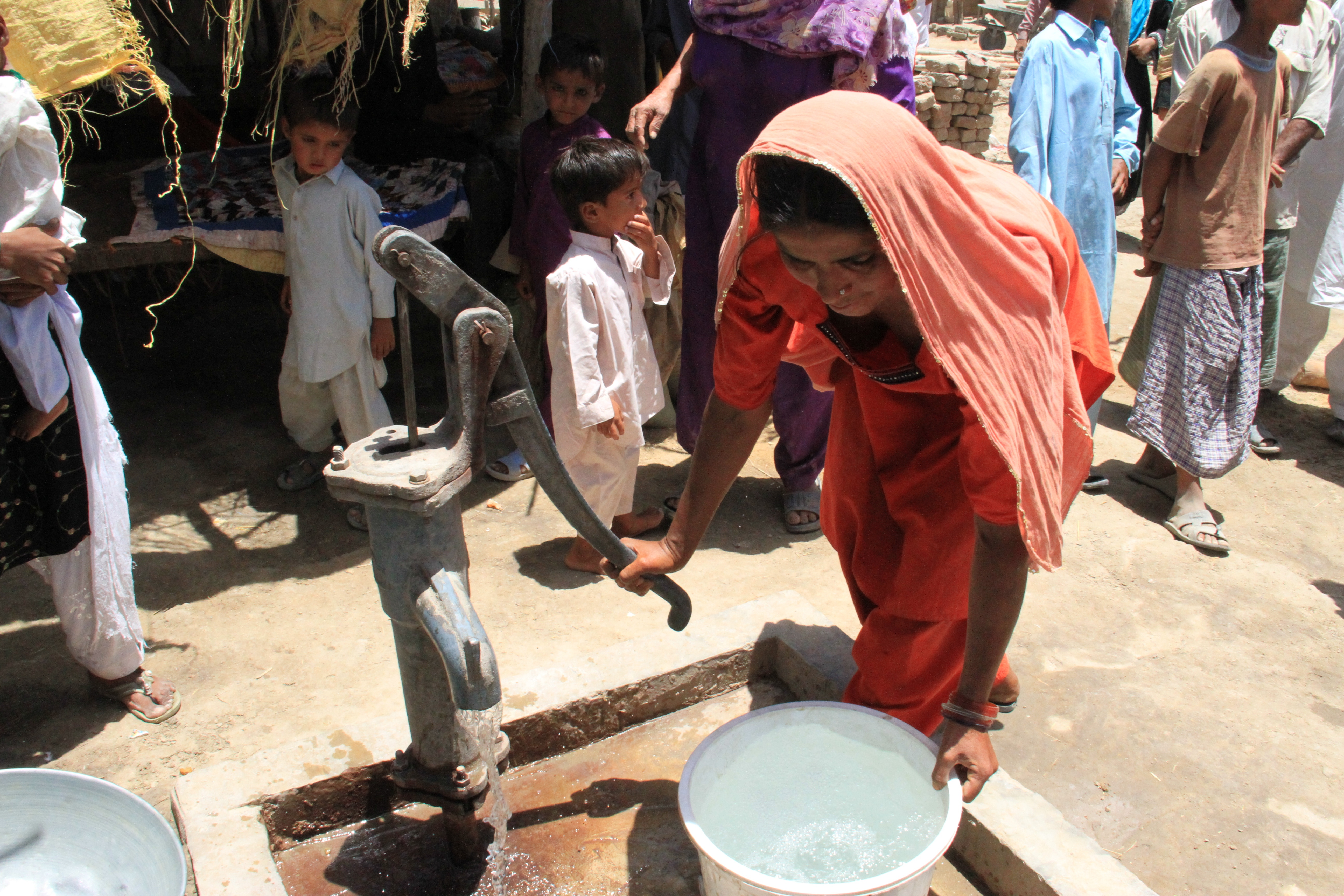 HRW: millions in Bangladesh affected by arsenic poisoning in water