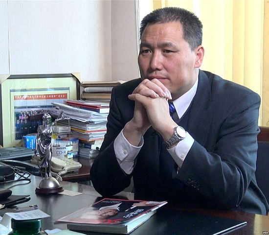China human rights lawyer disbarred for criticizing government