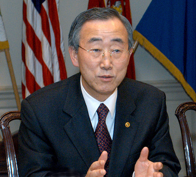 UN SG: only way to prevent future genocide is to take responsibility now
