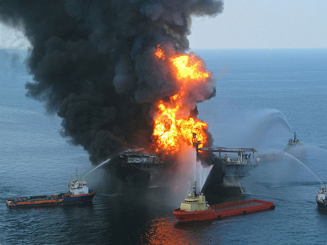 Federal judge approves $20 billion Gulf oil spill settlement