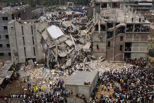 Bangladesh workers demand justice on anniversary of garment factory collapse