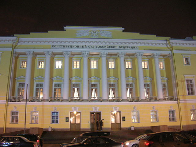 HRW: Russia court rejects Europe rights court decision