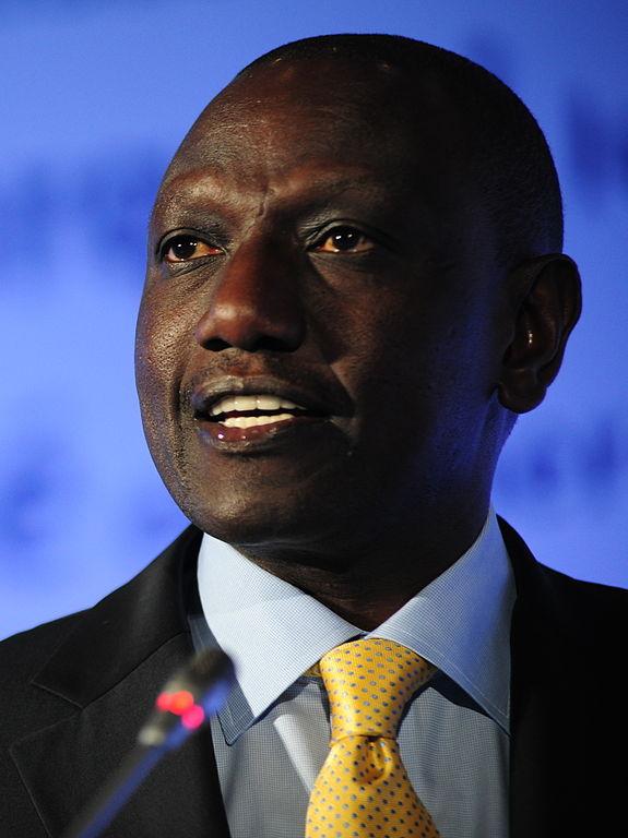 ICC dismisses case against Kenya deputy president