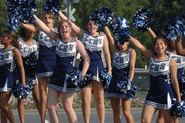 Supreme Court to rule on copyright protections for cheerleader uniforms