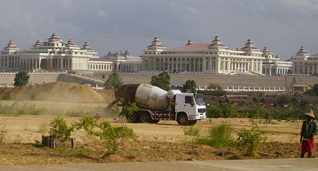 HRW: Myanmar parliament should amend proposed public assembly law