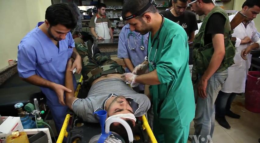 UN investigators: states must prevent attacks on Syria hospitals