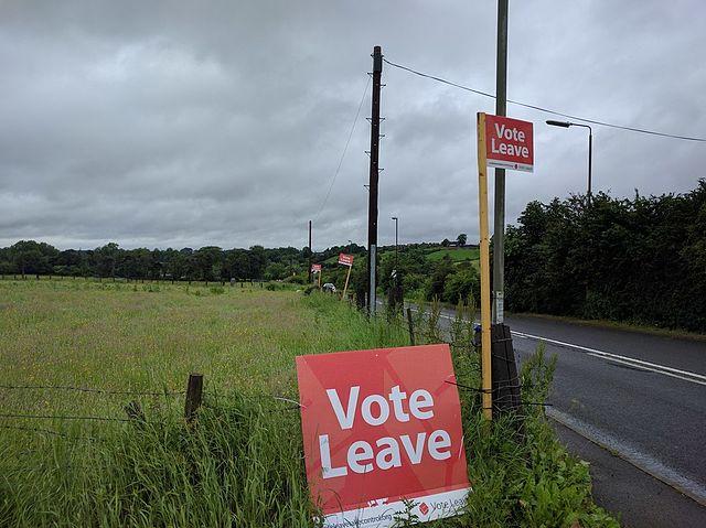 UK citizens vote to leave EU