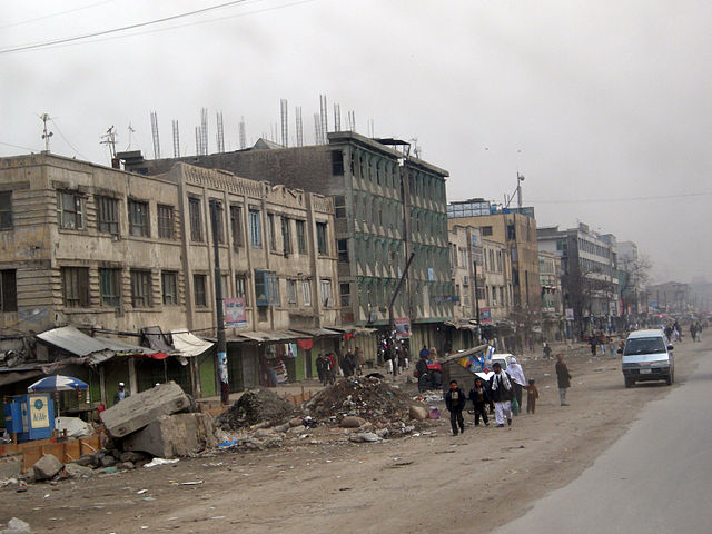 UN calls ISIS suicide bombings in Afghanistan a war crime