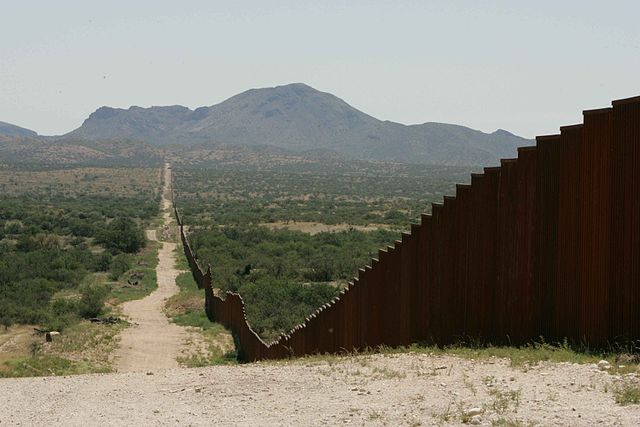 Environmental advocates challenge border wall plans